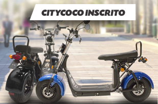 Destacado Citycoco Matriculable