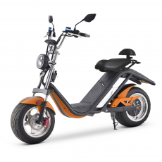 Scooter elétrico E-Thor Matriculable 2000W / 20AH Orange