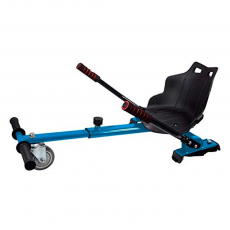 Smart Balance Sit Down Kart Plus blue