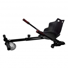 Smart Balance Sit Down Kart Plus preto